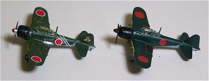 零式艦上戦闘機52型