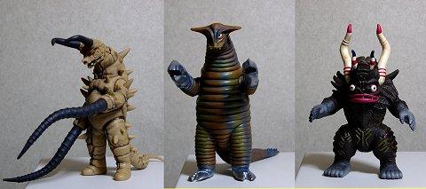 ウルトラ怪獣2006
