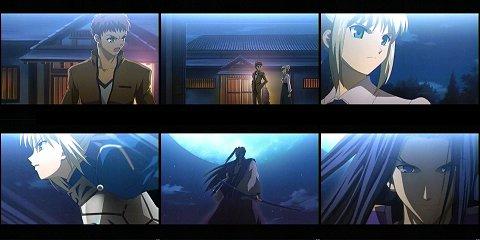 次回、剣士VS剣士
