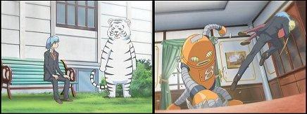 猫(違)とロボ