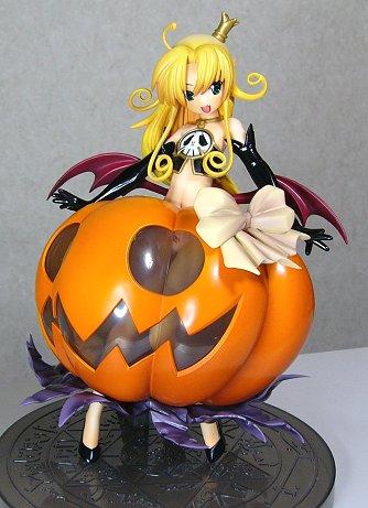 ツンデレ/姫/貧乳/かぼちゃすかーと