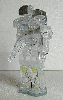 宇宙服ロボ