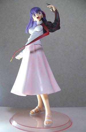 Fate/hollow ataraxia 間桐桜 戦闘服Ver. (1/8スケールPVC塗装済み完成品)
