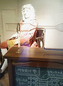 Daniel Bernoulli&#10スイスの数学者・物理学者/1700.2.9 - 1782.3.17