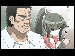 黒髪で剣士またお約束キャラか… とか、言うな