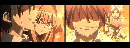 「泣いてないッ!!」