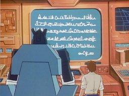 アラビア文字っぽくもあり