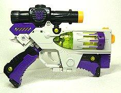 光線銃ちっくなSFリボルバー