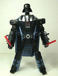 Luke, I'm your father.私はお前の父の兄の甥の従兄弟の昔のルームメイトなのだ!(ダークヘルメットasリック・モラニス)