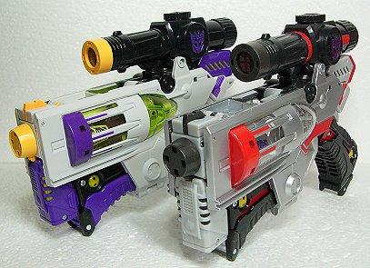 二丁拳銃!