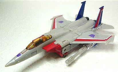 "F15イーグルにヘケヘケ"""