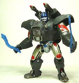 Optimus Primal, MAXIMIZE!