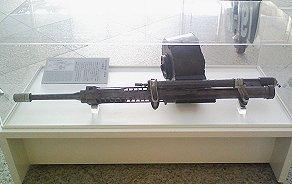 翼内装備の機関砲