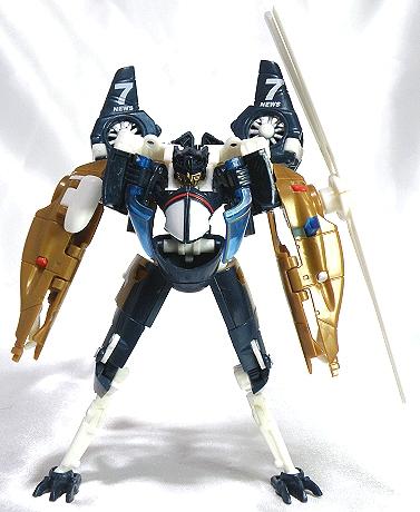 オートボットブレイズマスター